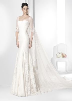 fs vestidos novia 2015 13, Franc Sarabia