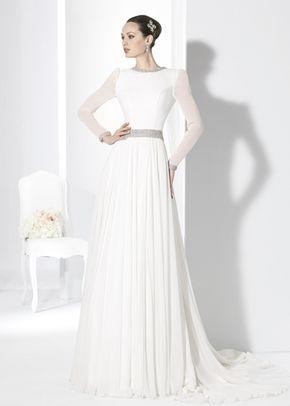 fs vestidos novia 2015 32, Franc Sarabia
