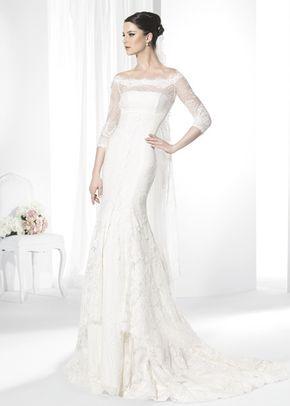 fs vestidos novia 2015 5, Franc Sarabia