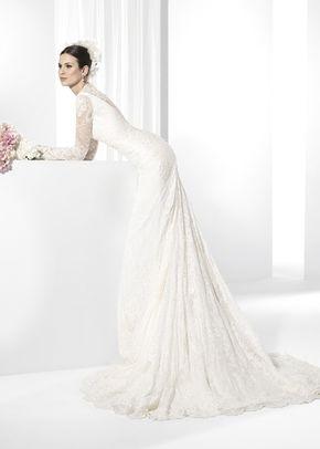 fs vestidos novia 2015 9, Franc Sarabia