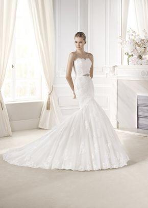 Evanthe, La sposa