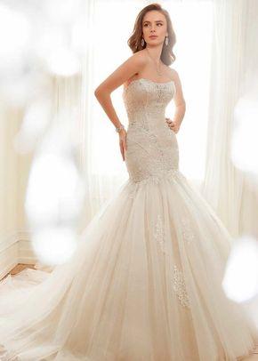 Y11727 - REY, Mon Cheri Bridals