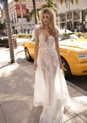 CELESTE, Muse by Berta