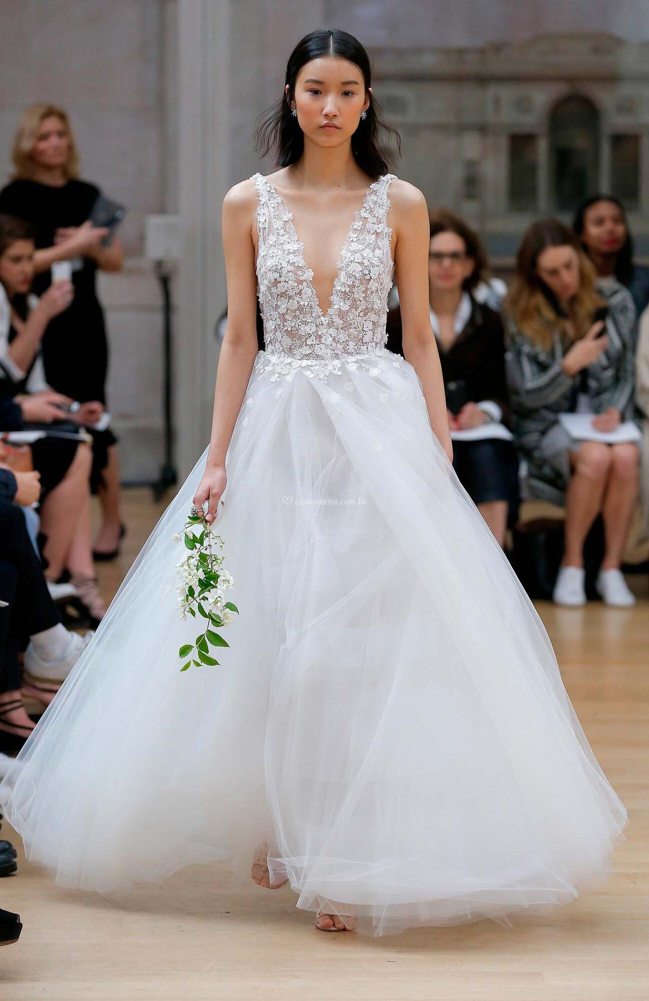 Vestidos de noivas de oscar de la renta casamentos junglespirit Choice Image
