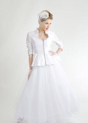 Vestidos de Noivas Pó de Arroz
