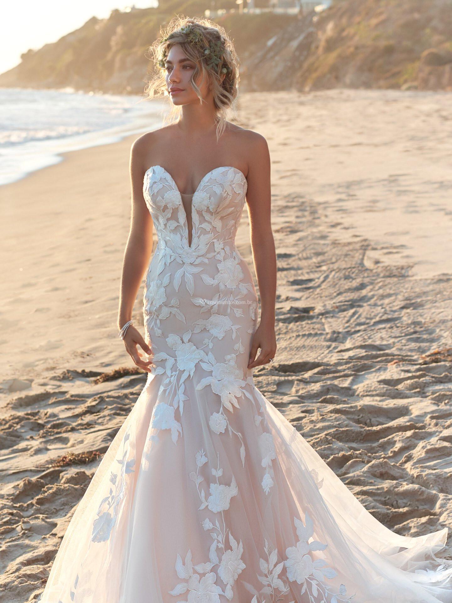 Hattie Wedding Dress Bridal Gown | Rebecca Ingram