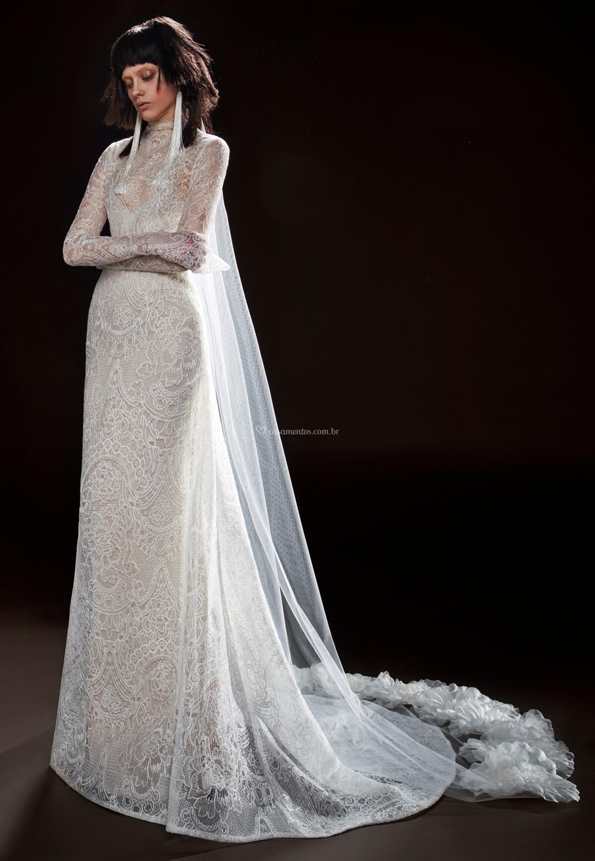 Vestidos de Noivas de Vera Wang - casamentos.com.br