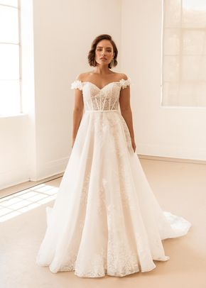 WS 8278, Wedding Societe