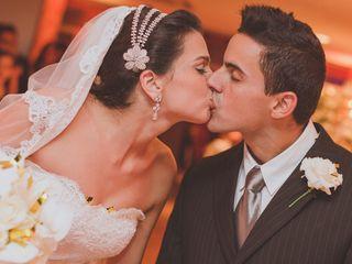 O casamento de Eduarda e Rafael
