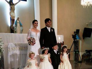 O casamento de Thomaz e Débora
