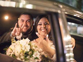O casamento de Érica Palhares e Erick Costa 1