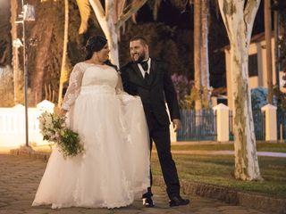 O casamento de Érica Palhares e Erick Costa