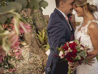 O casamento de Yulli  e Giovane 2