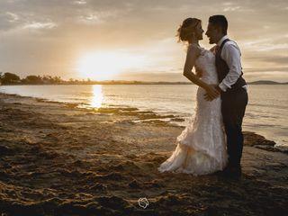 O casamento de Yulli  e Giovane