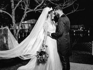 O casamento de Tais e Adriano
