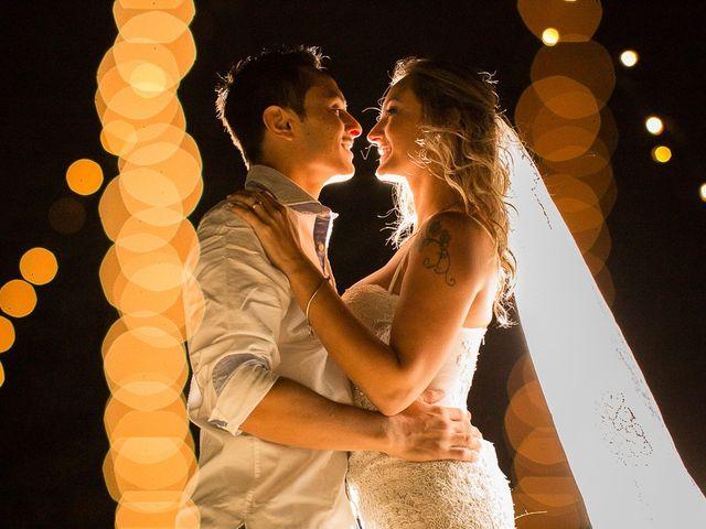 O casamento de Larissa e Ronaldo