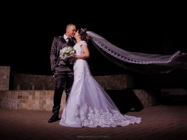 O casamento de Pamela e Renato