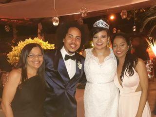 O casamento de Larissa  e Jefferson  1