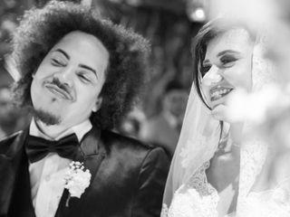 O casamento de Larissa  e Jefferson