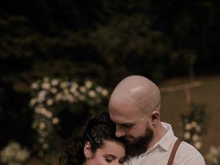 O casamento de Clarissa e Lucas 2