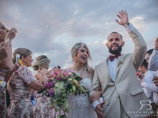 O casamento de Bethania e Fernando