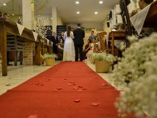 O casamento de Debora  e Alex  3