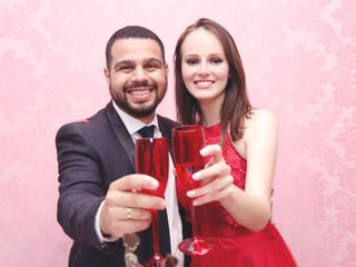 O casamento de Khedma e Paulo 1