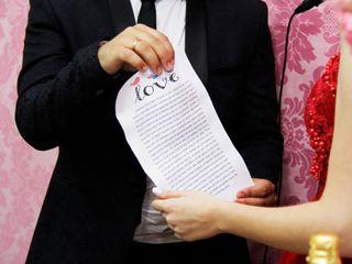 O casamento de Khedma e Paulo 2