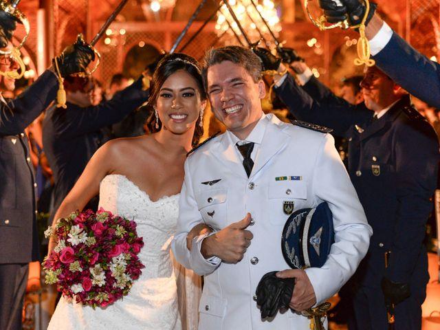O casamento de Larissa e Flávio