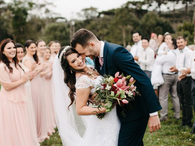 O casamento de Flávia e Maicon