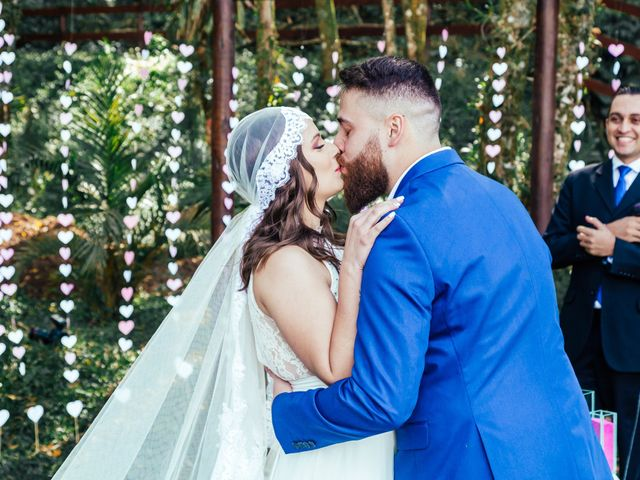 O casamento de Thaina e Junior