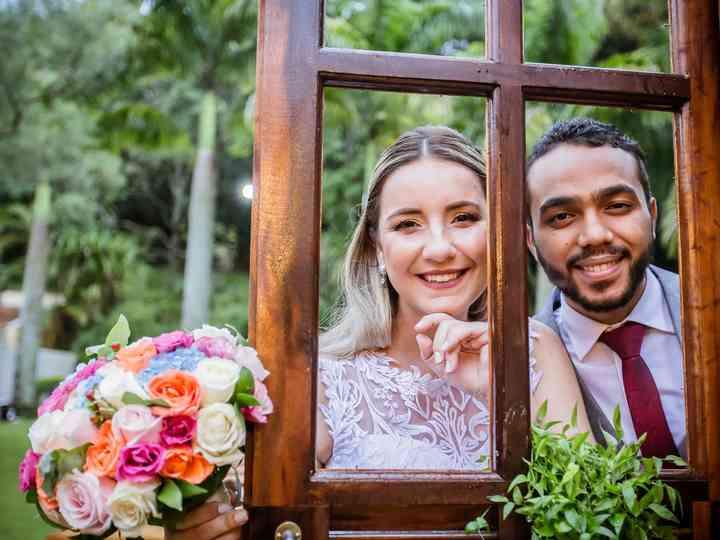 O casamento de Letícia e Julio