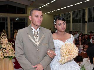 O casamento de Cezar e Fernanda