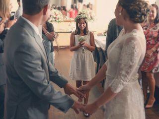 O casamento de Carol e Fernando