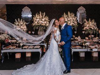 O casamento de Midiam e Maciel