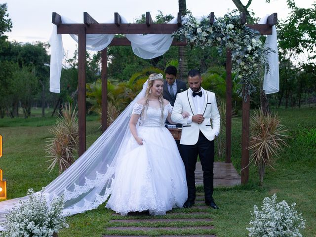 O casamento de Brisa e Cleiton