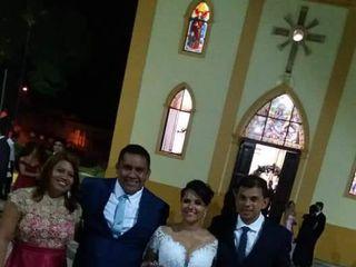 O casamento de Rafaela  e Mário  1