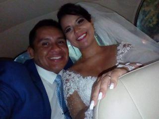 O casamento de Rafaela  e Mário