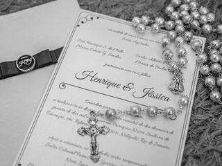 O casamento de Jessica e Henrique 1