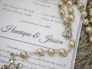 O casamento de Jessica e Henrique 2