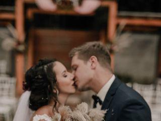 O casamento de Tuani e Matthias 1