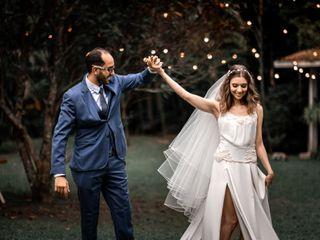O casamento de Duane e Rafael
