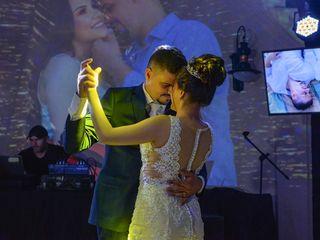 O casamento de Isadora e Junior