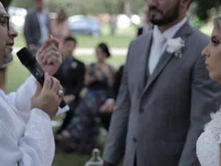 O casamento de Tuanny e Andes 2