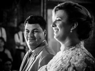 O casamento de Daniele e Odirlei 1