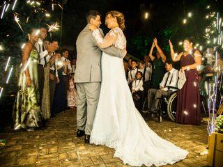 O casamento de Daniele e Odirlei