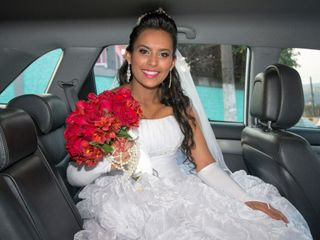 O casamento de Paloma e Gleyson 1
