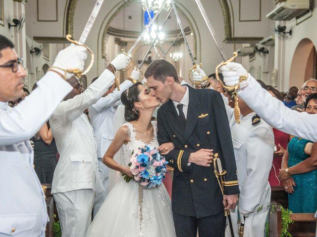 O casamento de Jessica e Henrique
