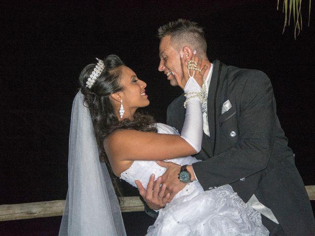 O casamento de Paloma e Gleyson