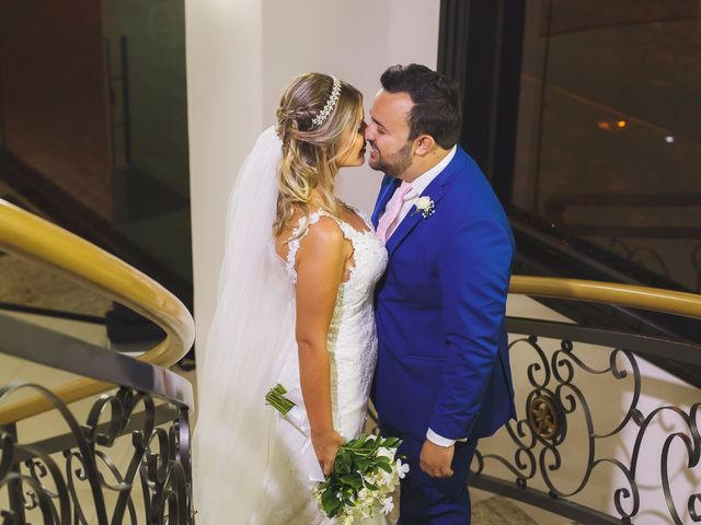 O casamento de Carol e Bruno